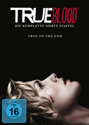 True Blood - Staffel 7 - Die finale Staffel (4 DVDs)