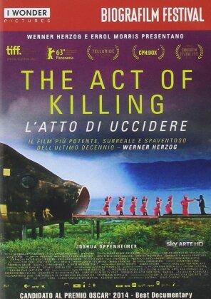 The Act of Killing - L'atto di uccidere (Biografilm Festival)