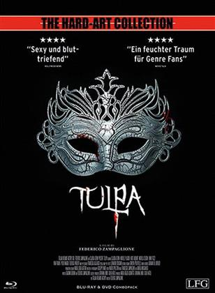 Tulpa (2012) (Cover A, The Hard-Art Collection, Limited Edition, Mediabook, Blu-ray + DVD)