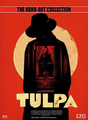 Tulpa (2012) (Cover B, The Hard-Art Collection, Limited Edition, Mediabook, Uncut, Blu-ray + DVD)