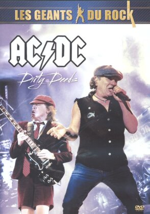 AC/DC - Dirty Deeds (Les Geants du Rock)