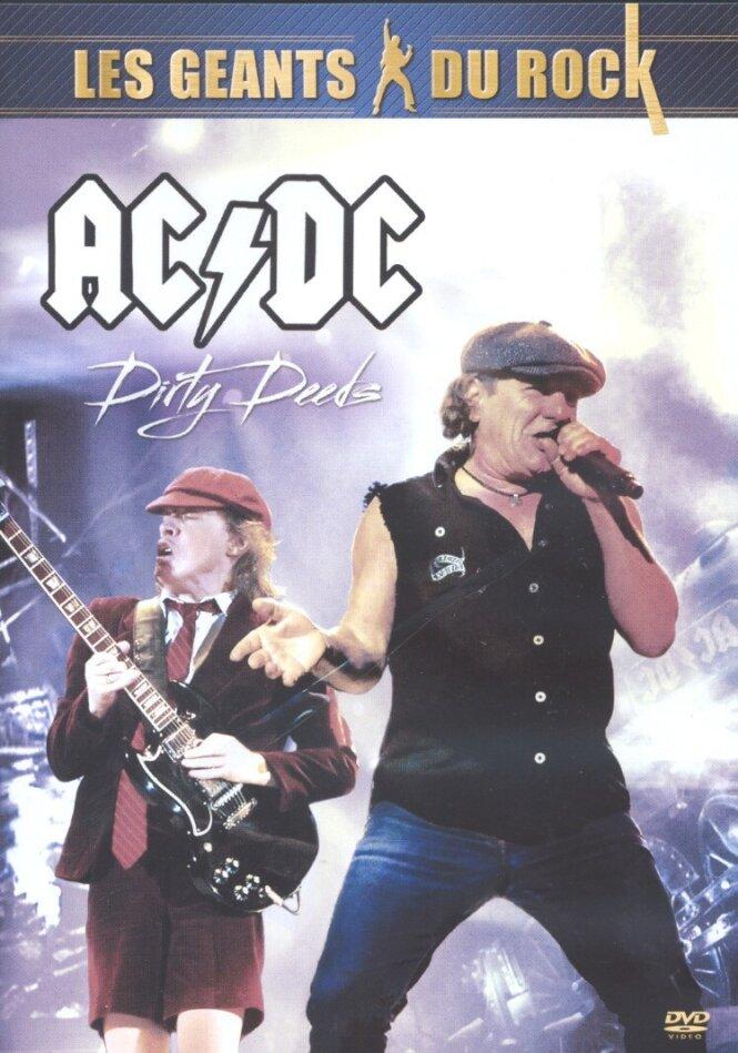 AC/DC - Dirty Deeds (Les Geants du Rock)