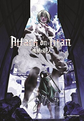 Attack on Titan - Part 2 (Limited Edition, Blu-ray + DVD)