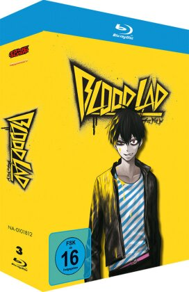 Blood Lad - Staffel 1 Vol. 1 (+ Sammelschuber, Limited Edition)