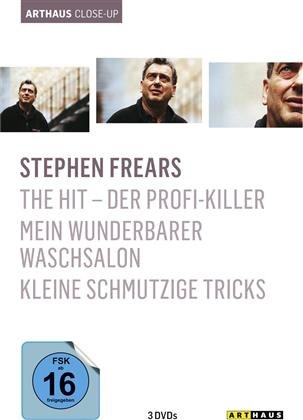 Stephen Frears - Arthaus Close-Up (3 DVDs)