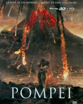 Pompei - Pompeii (2014) (Edizione Limitata, Steelbook)