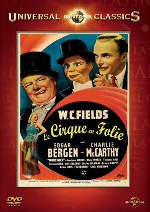 Le cirque en folie - (Universal Classics) (1939)