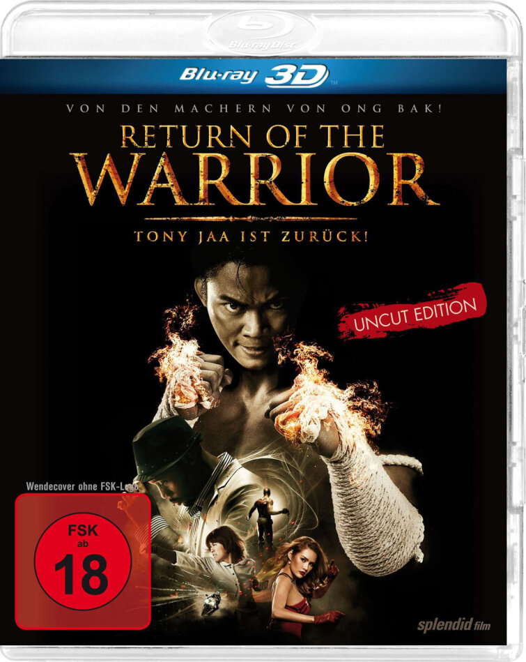 Return of the Warrior (2013) (Uncut)