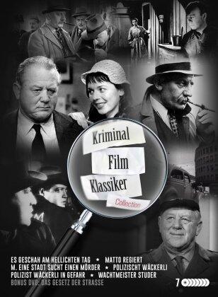 Kriminalfilm-Klassiker Collection (7 DVDs)