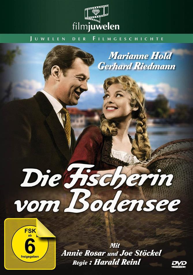 Die Fischerin vom Bodensee - (Filmjuwelen) (1956) (Filmjuwelen)
