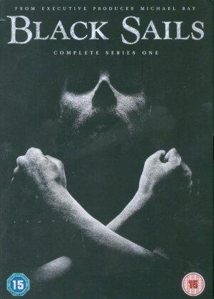 Black Sails - Season 1 (3 DVDs)