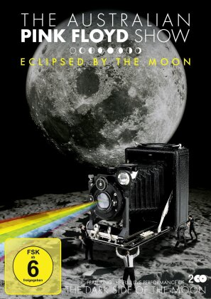 The Australian Pink Floyd Show - Eclipsed by the moon - Live in Germany (2 DVDs)