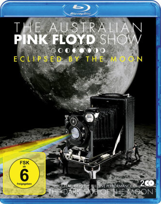 The Australian Pink Floyd Show - Eclipsed by the moon - Live in Germany (2 Blu-rays)