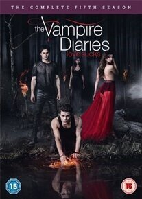 The Vampire Diaries - Season 5 (5 DVDs)
