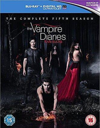 The Vampire Diaries - Season 5 (4 Blu-rays)