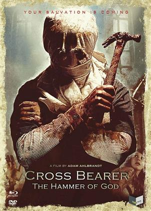 Cross Bearer - The Hammer of God (2012) (Cover A, DigiPak, Limited Edition, Uncut, Blu-ray + 2 DVDs)