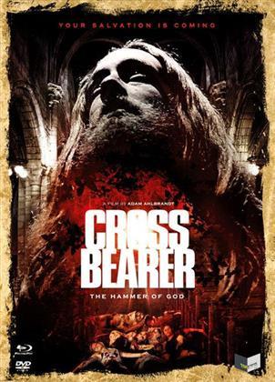 Cross Bearer - The Hammer of God (2012) (Cover B, DigiPak, Limited Edition, Uncut, Blu-ray + 2 DVDs)