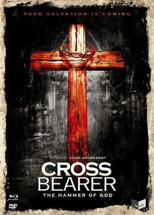 Cross Bearer - The Hammer of God (2012) (DigiPak, Cover C, Limited Edition, Uncut, Blu-ray + 2 DVDs)