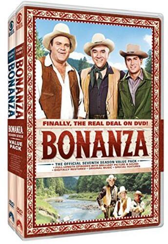 Bonanza - Season 7 (9 DVDs)