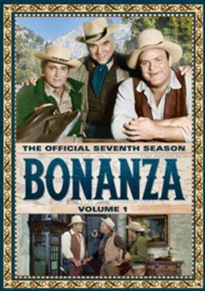 Bonanza - Season 7.1 (4 DVDs)