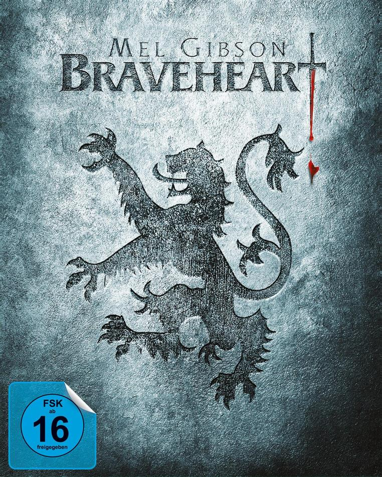 Braveheart (1995) (2 Blu-rays)