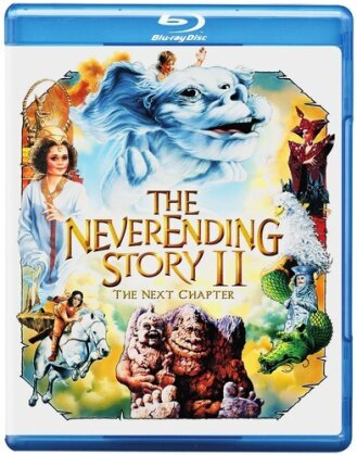 The Neverending Story 2 - The Next Chapter (1990)