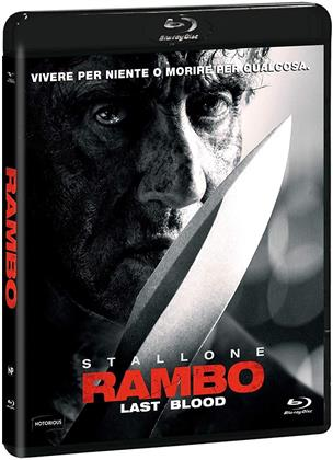 Rambo 5 - Last Blood (2019) (Blu-ray + DVD)