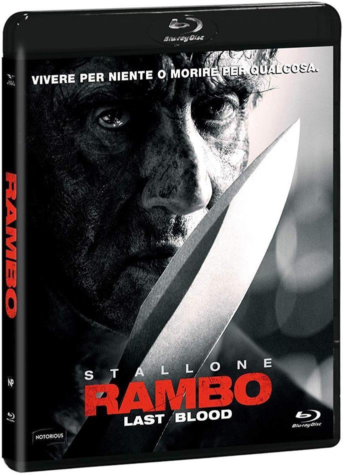 Rambo 5 - Last Blood (2019) (Blu-ray + DVD)