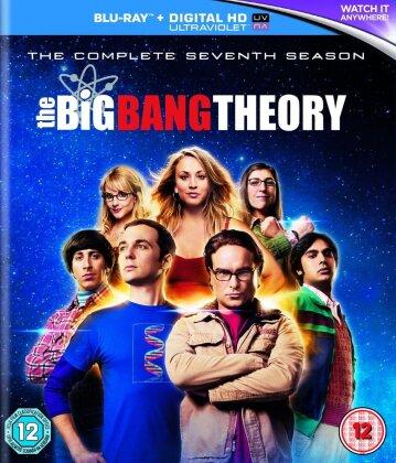 The Big Bang Theory - Season 7 (3 Blu-rays)