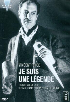Je suis un légende (1964) (Vintage Classics, n/b)