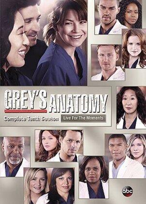 Grey's Anatomy - Season 10 (6 DVDs)