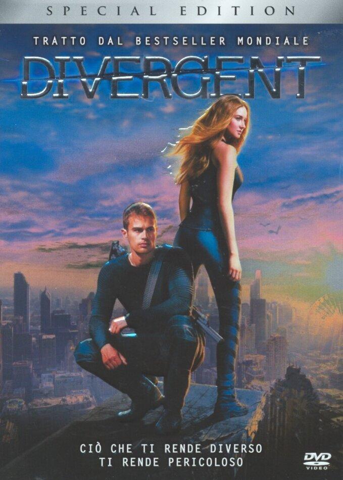 Divergent (2014) (Special Edition, 2 DVDs)