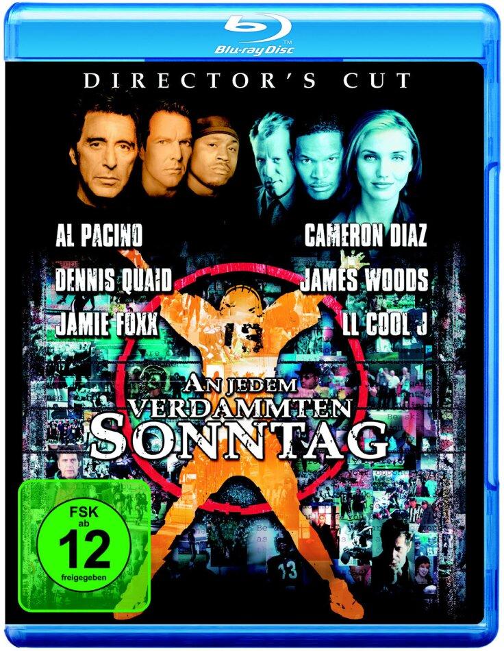 An jedem verdammten Sonntag (1999) (Director's Cut)