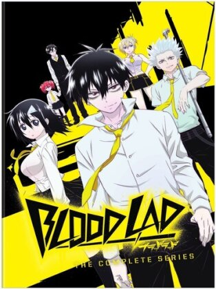 Blood Lad - The Complete Series (2 DVDs)