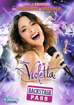 Violetta - Backstage Pass (2014)
