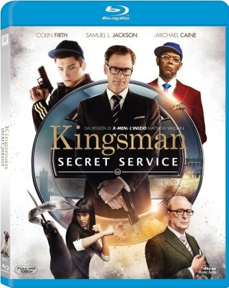 Kingsman - Secret Service (2014)