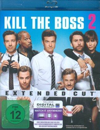 Kill The Boss 2 - (Kinofassung + Extended Cut) (2014)