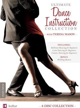 Ultimate Dance Instruction (4 DVDs)