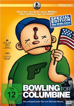 Bowling for Columbine - Michael Moore (2002) (Edizione Speciale)