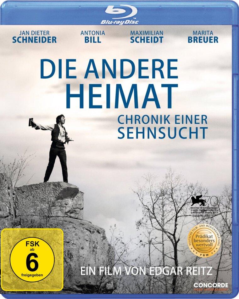 Die andere Heimat - Chronik einer Sehnsucht (2013) (s/w)