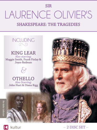 Sir Laurence Olivier's Shakespeare Collection (2 DVDs)