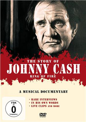 Johnny Cash - Ring of Fire (Inofficial)