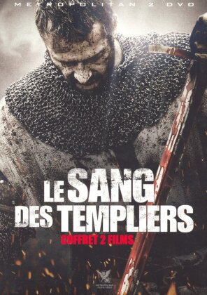 Le Sang des Templiers (2011) / Le Sang des Templiers 2 - La rivière de sang (2014) (2 DVDs)