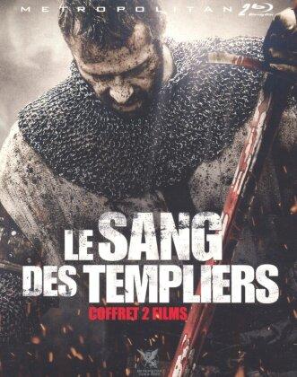 Le Sang des Templiers (2011) / Le Sang des Templiers 2 - La rivière de sang (2014) (2 Blu-rays)
