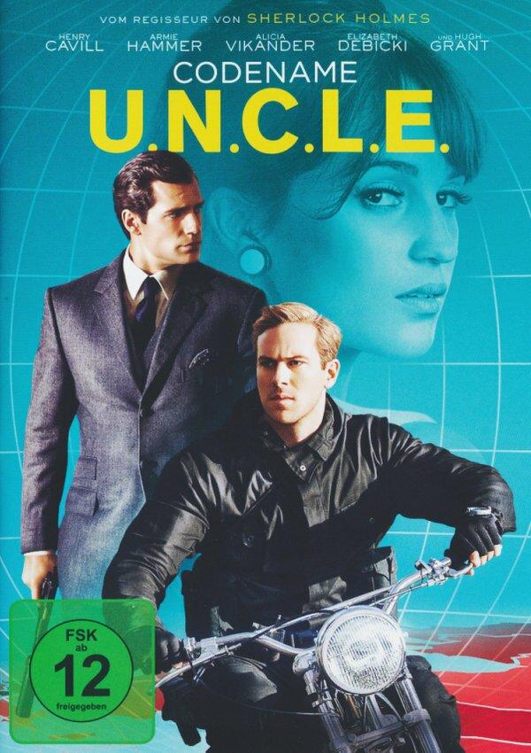 Codename U.N.C.L.E (2015)