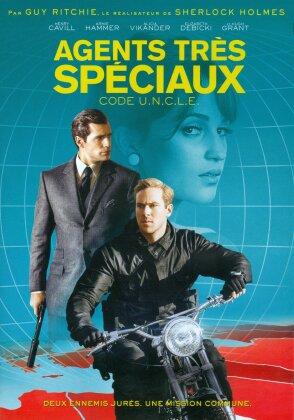 Agents très spéciaux - Code U.N.C.L.E (2015)