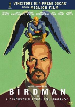 Birdman o (L'imprevedibile virtù dell'ignoranza) (2014)