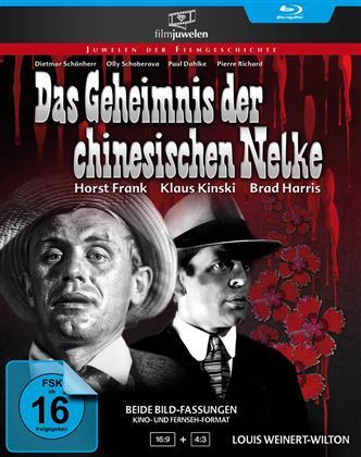 Das Geheimnis der chinesischen Nelke (1964) (Filmjuwelen)