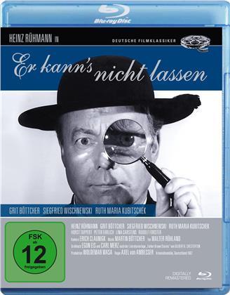 Er kann's nicht lassen (1962) (s/w)