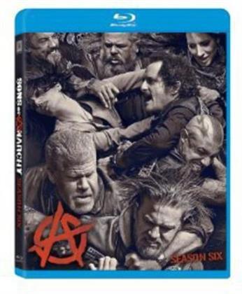 Sons of Anarchy - Season 6 (4 Blu-rays)